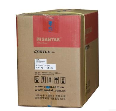 山特ups电源 c1k 1kva/800w 纯在线式ups电源 质保三年 价格优惠 质量