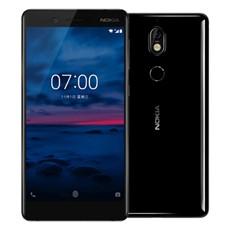 诺基亚 7 Nokia 7 4GB+64GB黑色 全网通 双卡双待 4G手机