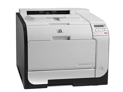 惠普 HP M451dn 彩色激光打印机