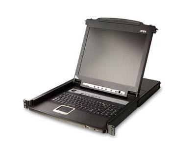抽拉式多电脑切换器  ATEN CL5708MA