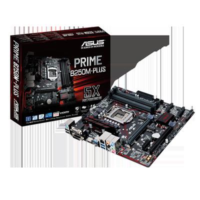 华硕 PRIME B250M-PLUS 主板