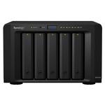 群晖(Synology) DS1515+  5盘位 NAS网络存储服务器 (无内置硬盘)