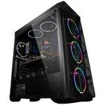 甲骨龙i7 7700K /GTX1070-8G/一体水冷/吃鸡配置/DIY游戏主机电脑