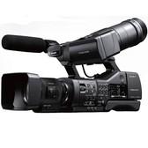 索尼(SONY)NEX-EA50CK 专业摄像机 可变肩扛式大画幅摄录一体机