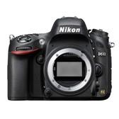 尼康(Nikon)D610全画幅单反相机 单机身