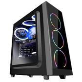 甲骨龙 I7-7700/GTX1050TI-4G /M.2 SSD高速硬盘/DIY游戏组装电脑 吃鸡主机