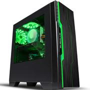 幻彩酷睿I5/B250 主板/m.2高速固态盘/GTX1050/游戏台式电脑主机/DIY组装机