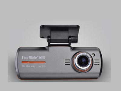 途美G7单镜头170度高清夜视1200万像素 行车记录仪