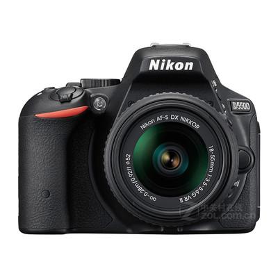 尼康(Nikon)D5500 (AF-P DX 18-55mm f/3.5-5.6G VR II 防抖镜头)