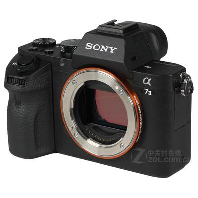 Sony 索尼 ILCE-7M2(单机)不含镜头 新品五轴防抖