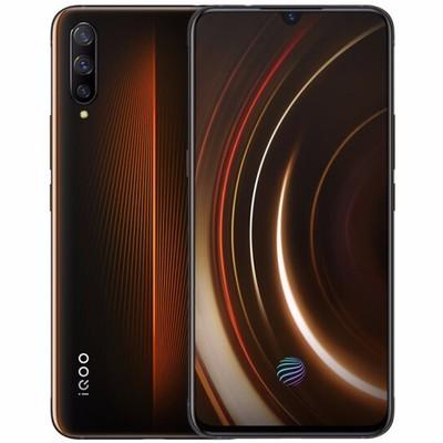 【新品现货】vivo iQOO(8GB ) 超广角AI三摄 高通骁龙855 电竞游戏 电光蓝 行货128GB