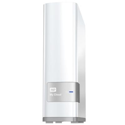 西部数据(WD) My Cloud 3TB  NAS 网络存储 个人云存储(WDBCTL0030HWT)