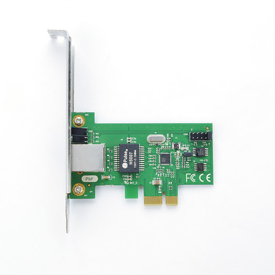B-LINK BL-P8168 有线网卡PCI-E千兆以太网 台式机电脑千兆网卡