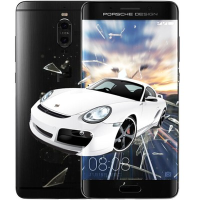 华为 Mate 9(Porsche Design版/全网通)双曲面华为超级闪充技术计
