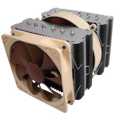 猫头鹰 NH-D14  全平台风冷CPU散热器1150/1155/AMD风扇