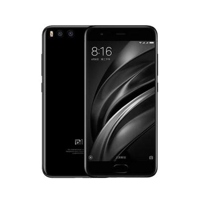 小米 6(全网通)6GB+64GB 亮黑色 移动联通电信4G手机 双卡双待