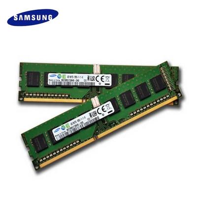 【顺丰包邮】三星 2GB DDR3 1600 台式机内存条 兼容性非常好,兼容各种台式机品牌(华硕-联想-戴尔-惠普-宏碁-神舟等)提高性能