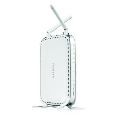 美国网件(NETGEAR)JNDR3000 600M双频无线路由器 带USB端口