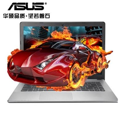 【顺丰包邮】华硕 X450JB4200 强悍性能无需解释14英寸影音娱乐笔记本 (i5-4200H /4G/1TB/GT940M 2G 只为超越)
