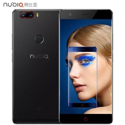 努比亚 Z17(尊享版/全网通)8GB+128GB 2300万+1200万 无边框 防水