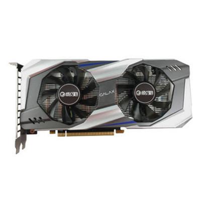 影驰 GeForce GTX 1060晓将 6G显存  同骨灰大将芯片游戏显卡