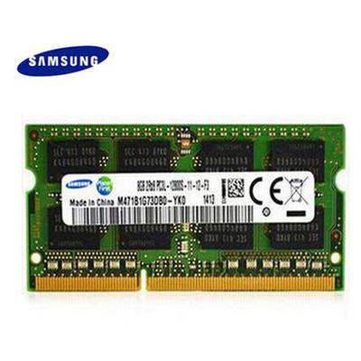 三星 8GB DDR3 1600 稳定性好 兼容性好 兼容联想、华硕、戴尔、Thinkpad、三星、宏碁、惠普、微星等等