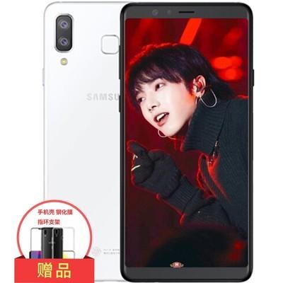 【顺丰包邮】 三星 Galaxy A9 Star 4GB+64GB版 移动联通电信4G手机 极昼白 行货64GB