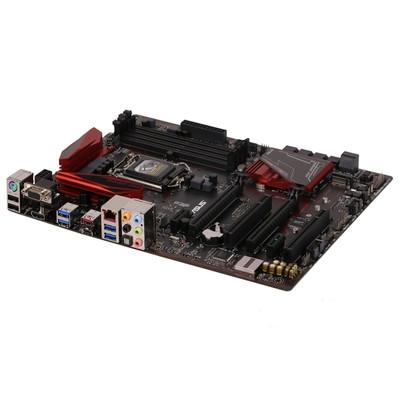 华硕(ASUS)B150 PRO GAMING/AURA 主板 (Intel B150/LGA 1151)