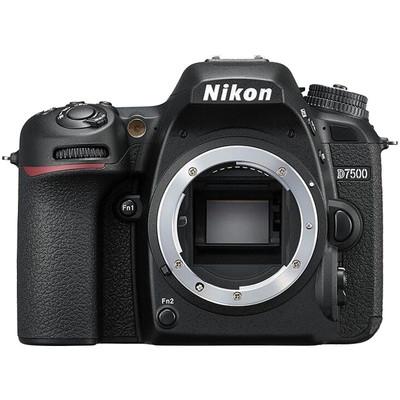 尼康(Nikon) 单反相机 D7500 单机身 不含镜头