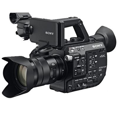 索尼(Sony) PXW-FS5K套机(含FE18-105mm镜头) 4K广播数码摄像机