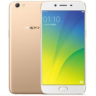 OPPO R9S 全网通 4GB+64GB 双卡双待手机 金色