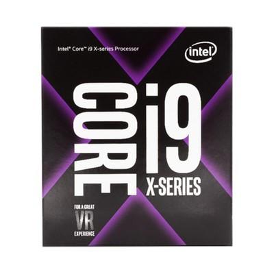 英特尔Intel  i9 7900X 酷睿十核 CPU处理器 主频 3.3GHz  支持超频