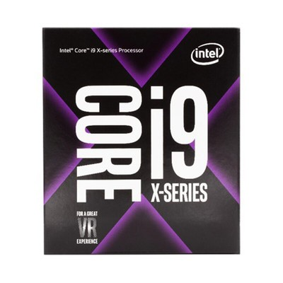 Intel/英特尔 i9-7900X 十核盒装CPU处理器X299超I7-6900K