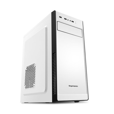 【甲骨龙-螭龙244】G3900/R7 240-4G独显/DIY台式组装电脑 游戏组装电脑整机