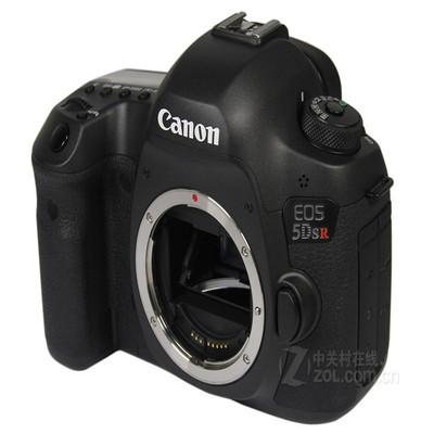 佳能(Canon)EOS 5DS R 单反机身 5ds r 单机身 5DSR 5dsr