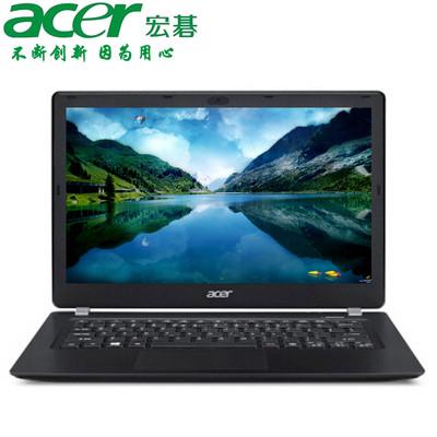 《官方授权 顺丰包邮》Acer TMP238-M-50GC 13.3英寸时尚轻薄商务本 酷睿i5-6200U 4G内存 256GB固态硬盘 1920x1080 预装Win 10
