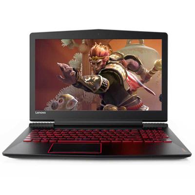 联想拯救者R720-15 15.6英寸游戏笔记本四核手提电脑 i5-7300HQ 8G 1T+128G GTX1050TI 4G 独显