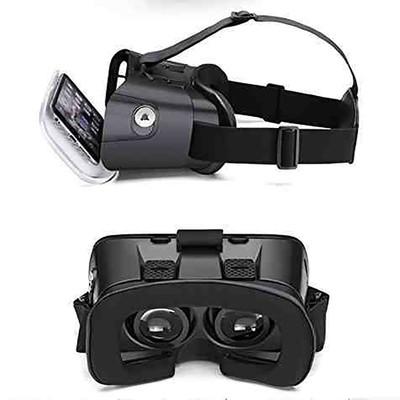 摩豹MV100智能眼镜虚拟现实眼镜VR眼镜 3D手机眼镜头戴式私人影院