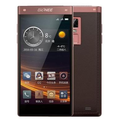 【顺丰包邮】金立 天鉴W909(全网通)商务翻盖手机后置指纹 4GB+64GB