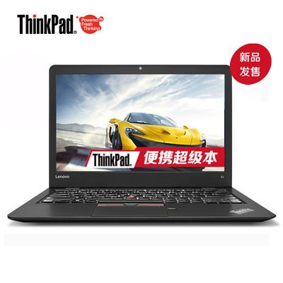 【顺丰包邮】ThinkPad New S2(20GUA00DCD)13.3吋时尚轻薄性能本