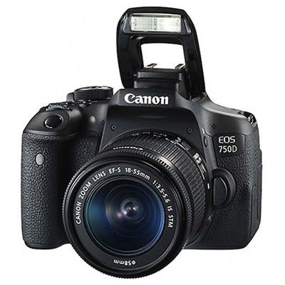 佳能(Canon)EOS 750D ( 18-55mm f/3.5-5.6 IS STM镜头)