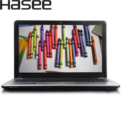 神舟 战神 K610D-A29 D3 15.6英寸游戏笔记本(双核 4G 500G 2G独显)