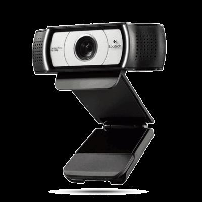 罗技C930e会议1080p主播直播C920升级版可调试美颜摄像头