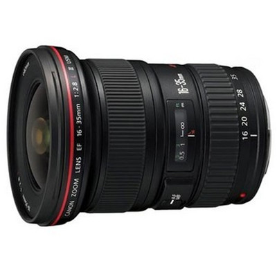 佳能(Canon) EF 16-35mm f/2.8L II USM 广角变焦镜头