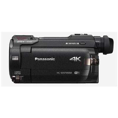 松下 HC-WXF990M  松下(Panasonic) HC-WXF990MGK-K 4K数码摄像机