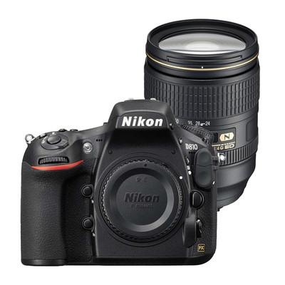 尼康(Nikon) D810单反套机含AF-S 尼克尔 24-120mm f/4G ED VR