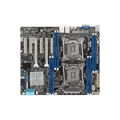 华硕 Z10PA-D8  支持至强E5  双路 支持 磁盘阵列卡 搭配2683 V3 特价