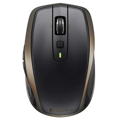 【包邮】罗技 M905鼠标,蓝牙无线双重连接,易于切换,电池可充电,可在任何表面上追踪,疾速滚动和逐击滚动模式自由切换,实现