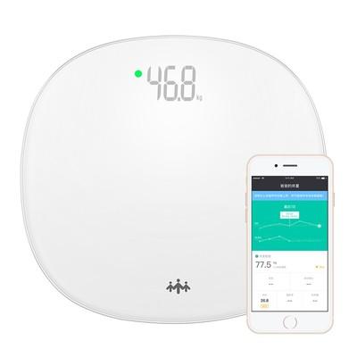 乐心 S3 电子秤 体重秤 电子称 WiFi数据传输 微信互联