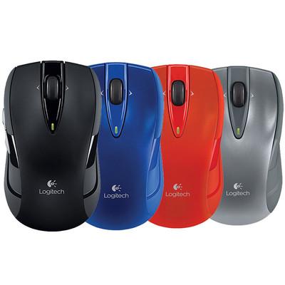【包邮】罗技 M545鼠标,赛车造型,实用侧键,高效控制,简单实用。